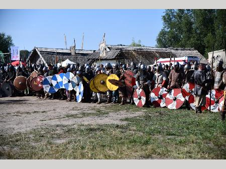 Slavs and Vikings Reenactment Festival